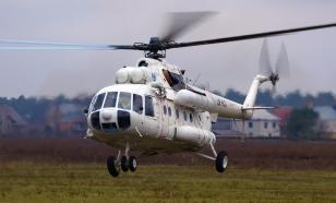Вертолёт в Хакасии совершил аварийную посадку у реки Еринат