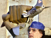 """""""Подлость"""" Каддафи устрашила мятежников"""
