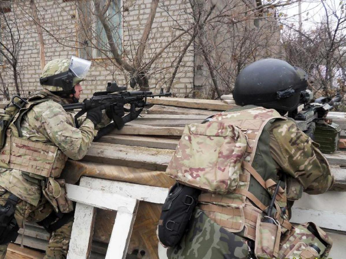 Теракт предотвращен в КБР, боевики ликвидированы