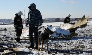 Boeing в Ростове-на-Дону разбился из-за неисправного руля высоты?