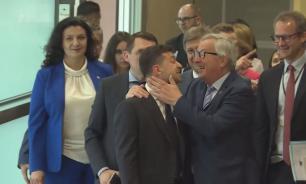 На саммите ЕС-Украина было стыдно обеим сторонам