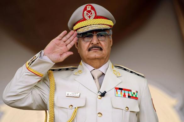 Востоковед: в Ливии нет режима Хафтара