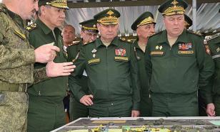 В России появятся пять новых военных полигонов