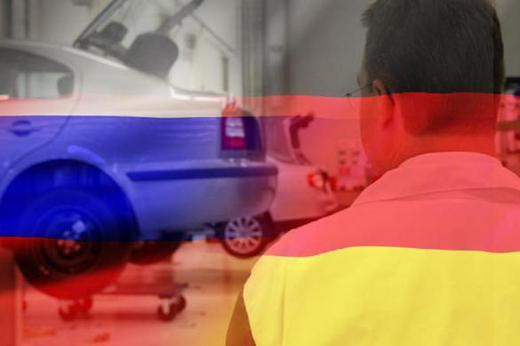 Москву с Берлином ссорит евроатлантический бомонд