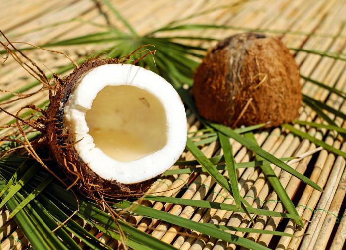Кокосовое масло защищает от клещей