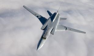 """Российские Ту-22М3 атаковали """"боевиков"""" на границе с Афганистаном"""