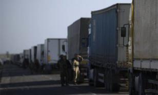Правительство предложило снизить штрафы за отсутствие приборов учета на большегрузах