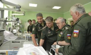 В медцентры МО РФ для борьбы с COVID-19 завозят оборудование