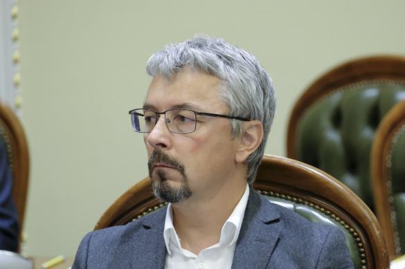 Глава Минкульта Украины рассказал о пользе русскоязычных сериалов