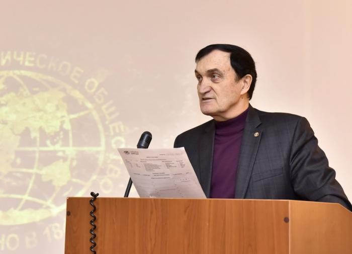 "Академик Александр Чибилёв: ""Степь — это распахнутый настежь мир"""