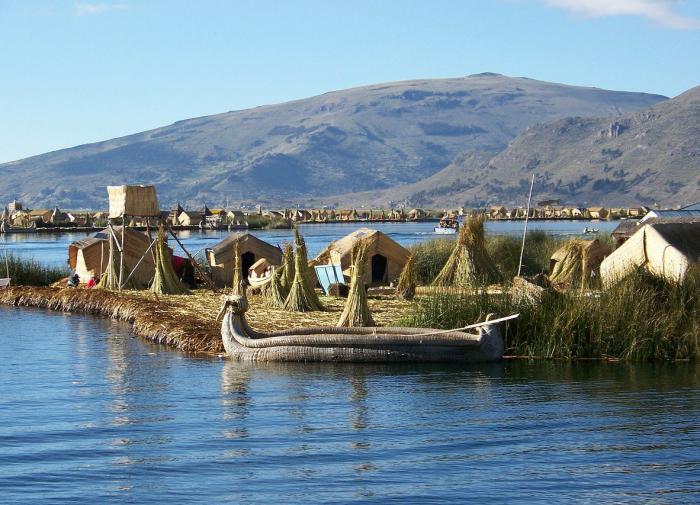 Что скрывает священное озеро инков