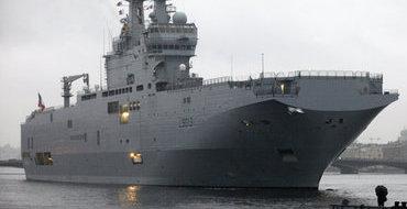 """Постпред России при НАТО: """"Мистрали"""" делали не под натовские системы"""