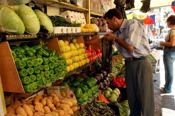 В России появились овощи из Сирии