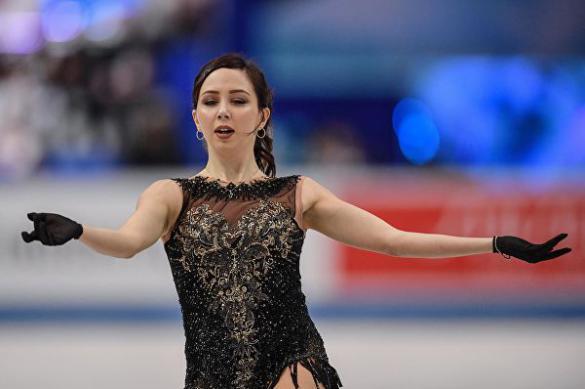 Туктамышева готова к Олимпиаде и откровенным фотосессиям
