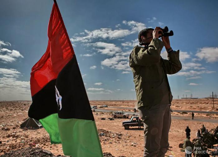 """Семенов: """"Ливии все помогают из своих, корыстных интересов"""""""
