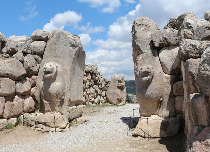 В Турции найдены следы исчезнувшего царства хеттов
