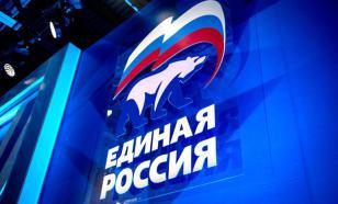 """Медведев уверен в высоких оценках """"Единой России"""""""