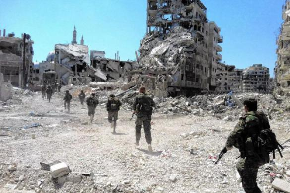 Шесть раз было нарушено перемирие в Сирии за сутки