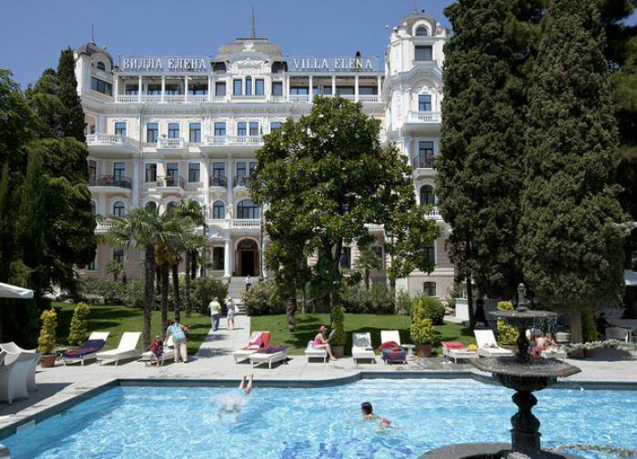 В Крыму зафиксирован повышенный спрос на дорогие отели