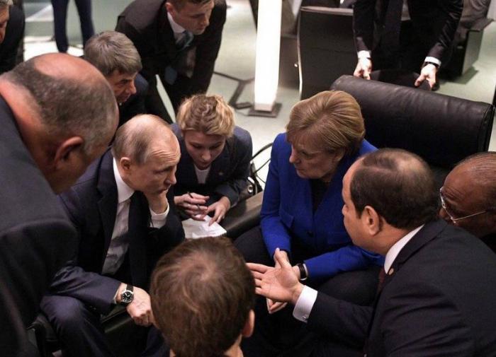 Россия и Турция в Ливии вытесняют других своими конфликтами