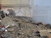 Жилой дом рухнул в Египте
