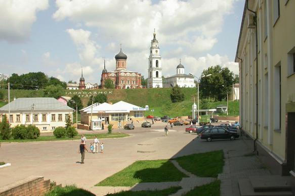 Дом для переселенцев построен в Волоколамске