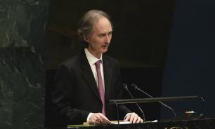 Спецпосланник ООН по Сирии собрался посетить Дамаск