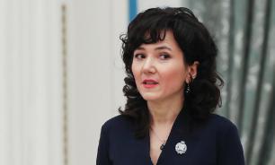 Общественную палату России впервые возглавила женщина
