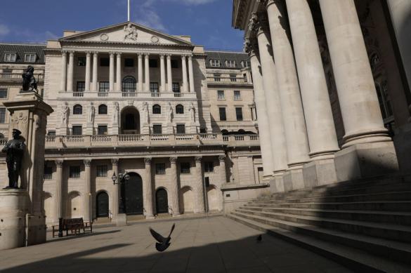 Банк Англии сохранил учетную ставку на прежнем уровне