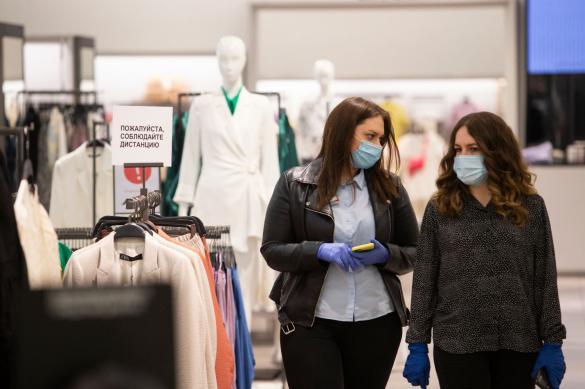 Почти 9000 новых случаев коронавируса в России за сутки