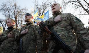 На Украине вновь разрушили памятный знак дружбы с Россией