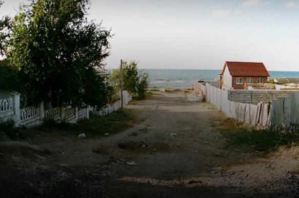 Эксперты назвали самые бюджетные дачи на берегу моря в Крыму