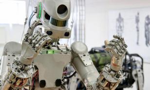 В России испытали человекоподобного робота для уборки ядерных отходов