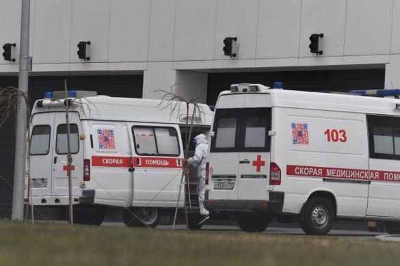 Автомобилей скорой помощи закупят еще на 5 млрд рублей