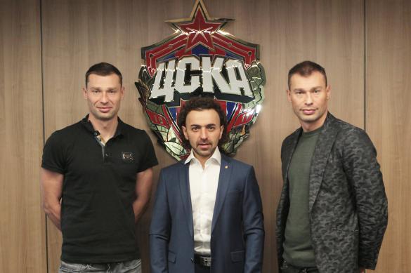 Эмблема ЦСКА претендует на звание лучшей в мире