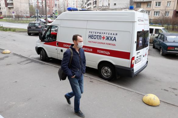 Новый антирекорд: больше 11 тысяч новых случаев коронавируса в России