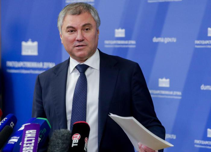 Володин - чиновникам Саратова: соберите депутатов-миллиардеров