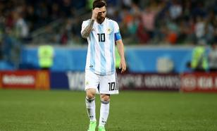 Месси подрался с футболистами сборной Боливии