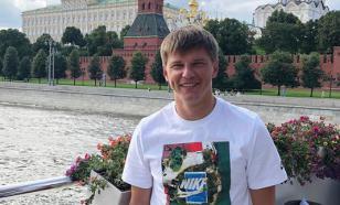 """Аршавин оценил положение Газизова в """"Спартаке"""""""