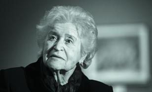 Опубликована причина смерти Ирины Антоновой