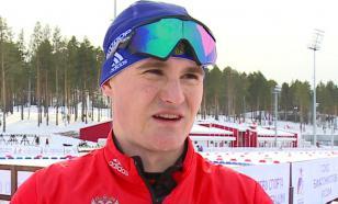 Стрельцов провалил первый этап мужской эстафеты в Оберхофе