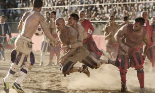 Флорентийский кальчо - самая жестокая разновидность футбола