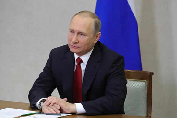 Путин назвал Камчатку самым красивым местом в России