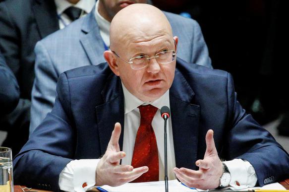 Небензя рассказал еще об одной делегации РФ, не получившей визы США