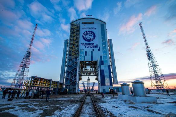 Первый коммерческий пуск с космодрома Восточный проведут в 2020 году