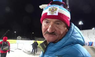СБР полгода не платит зарплату тренеру сборной Хованцеву