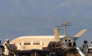 ВВС США отменили запуск секретного шаттла из-за погоды
