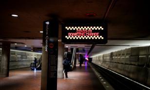 В Вашингтоне не нашли денег на метро