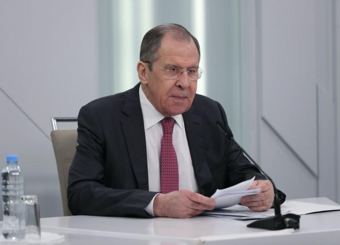 Лавров оценил состояние каркаса отношений России и Евросоюза