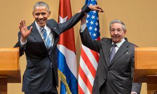 Обама захотел встретиться с Фиделем Кастро